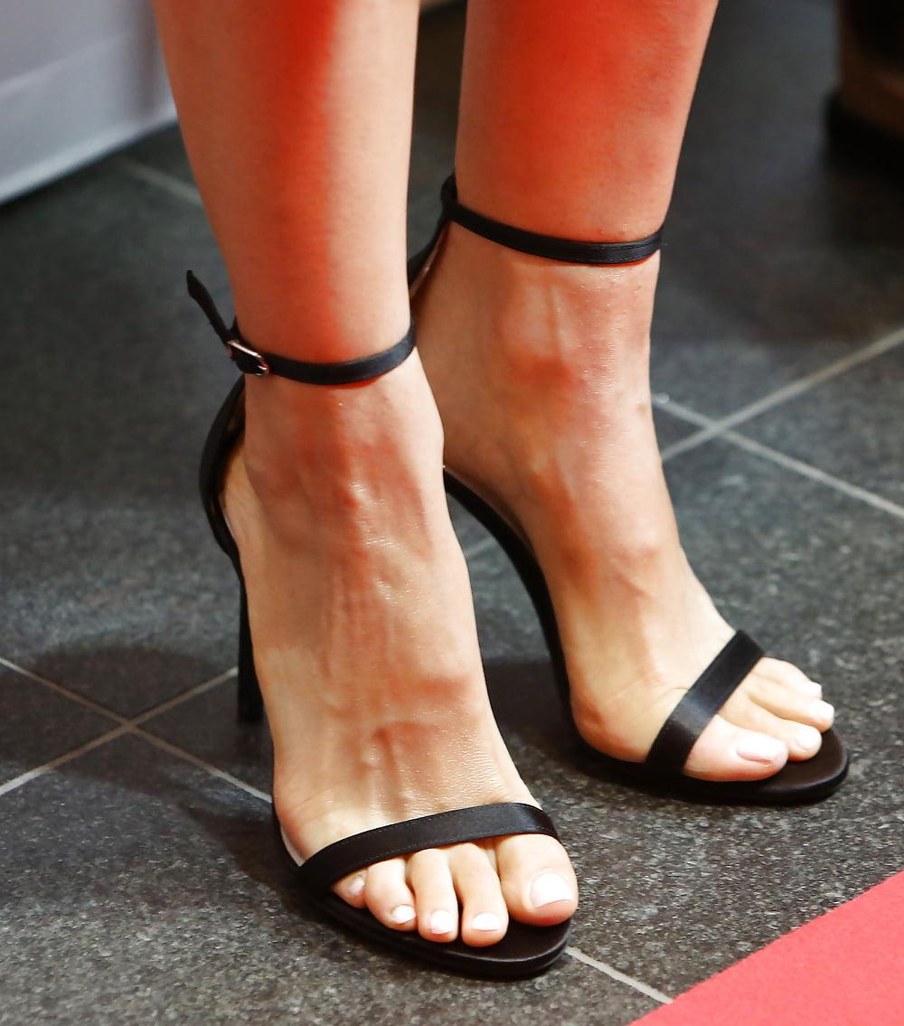 Natalie Portman Foot Fetish