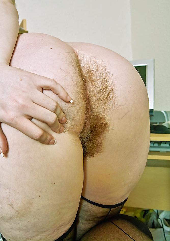 Огромные Голые Волосатые Жопы