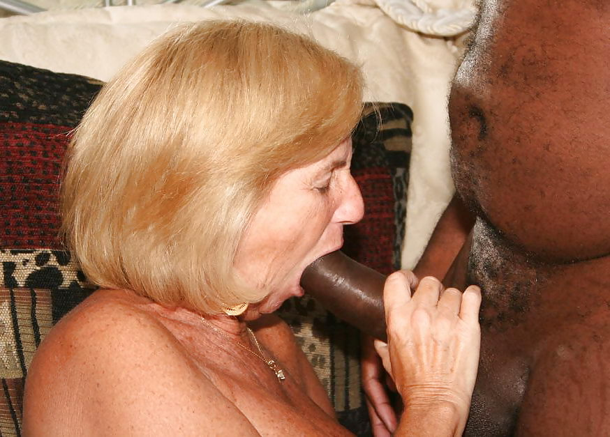 Milf black meat