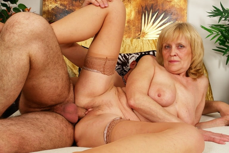 Русские Бабы Постарше Секс