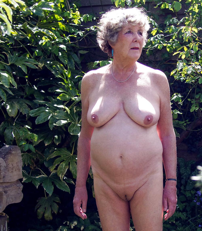 Старые Голые Женщины Без