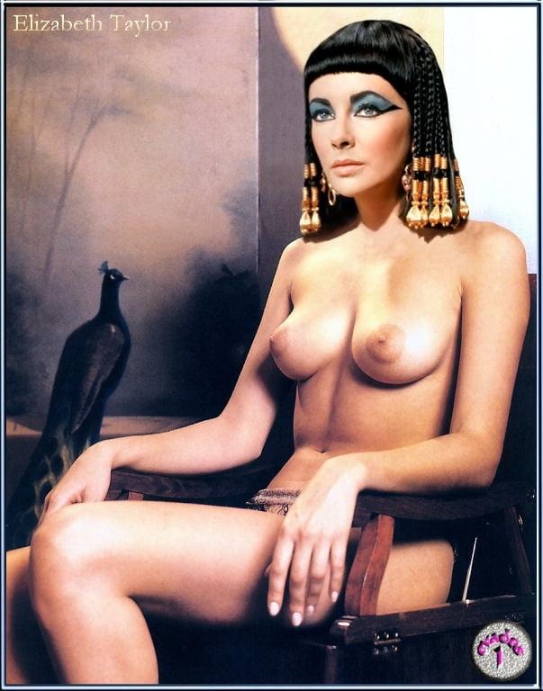 Elizabeth taylor pornography