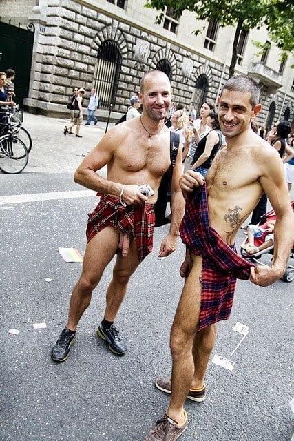 Hot scottish men