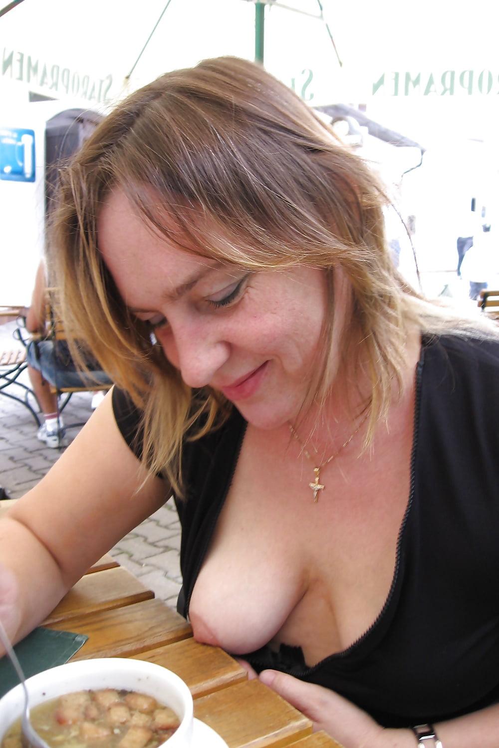 Wife nude nip slip — photo 8