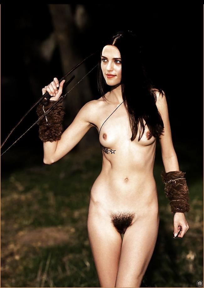 Katie McGrath Nude Fakes XXX