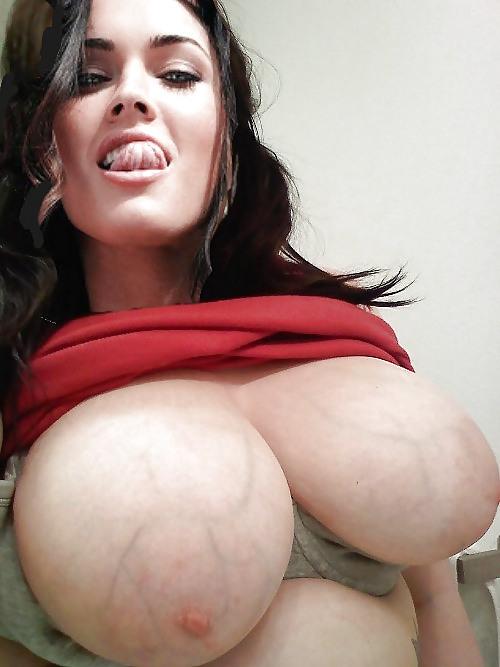Megan foxx tits