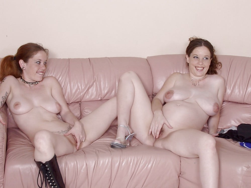 Hot lesbian twins eating each other