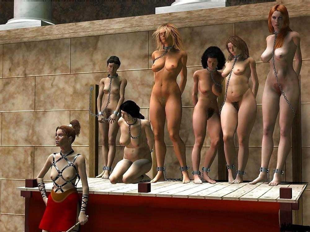 Arab Slave Market Porn Comics