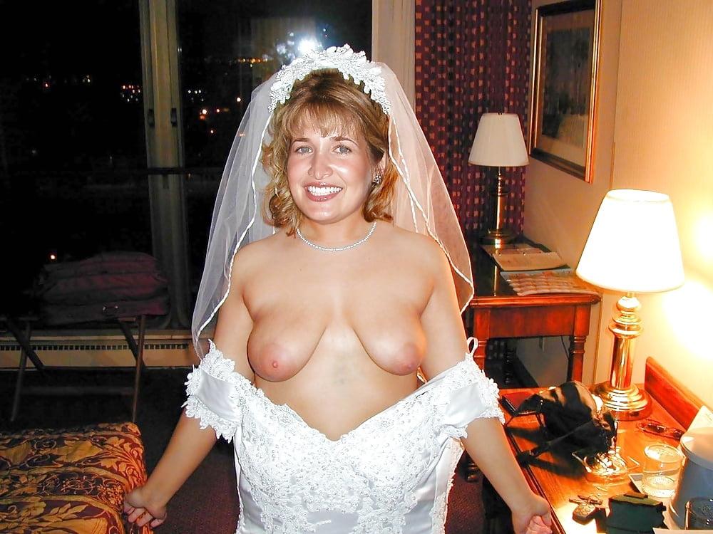 Amateur nude wedding #10