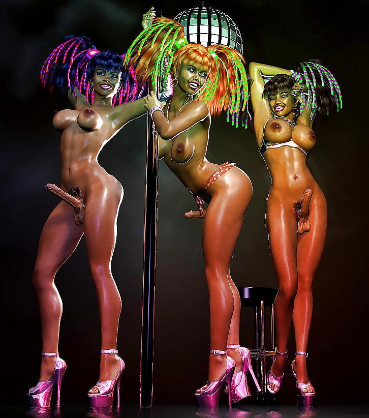 Dancing Naked Shemale Nairobi Kenya