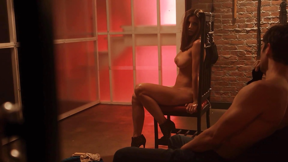 Charisma Carpenter Gives Us Wood Sexy Nude Scene Sex Scene