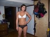 Sexy Brunette fucking and fucking