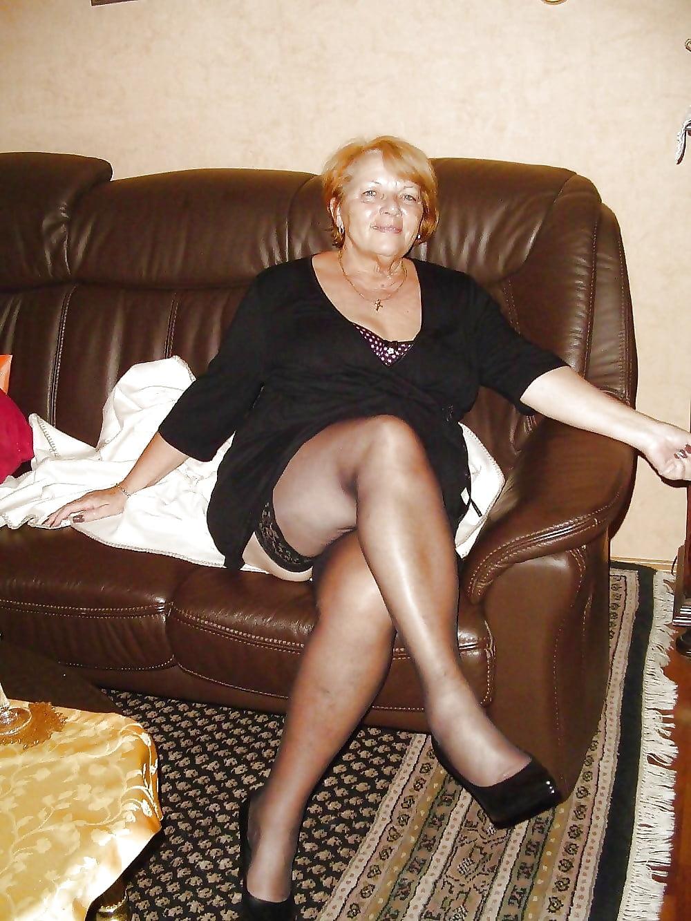 Sexy Granny Non-Nude - 4 - 30 Pics  Xhamster-5938