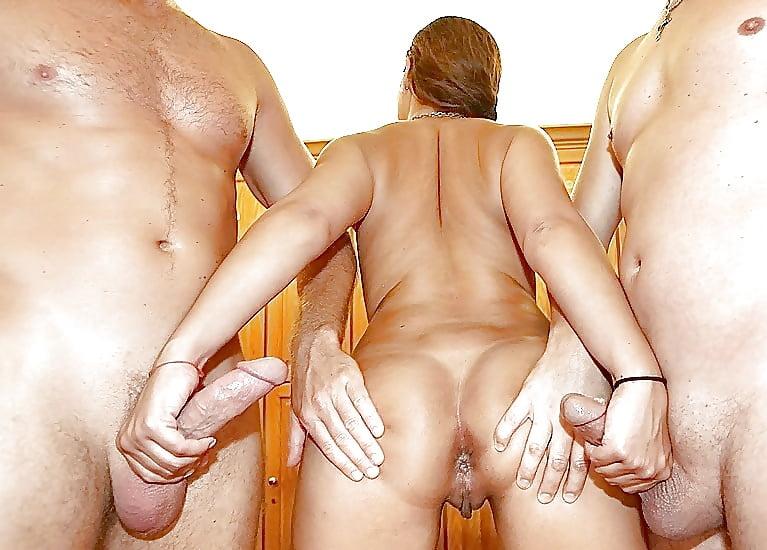 голые женщины и муж член сидела