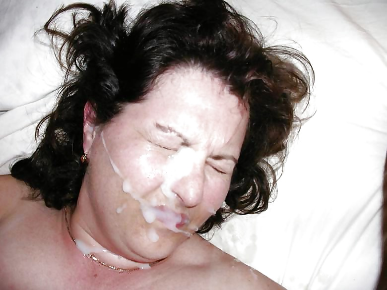 Mok nude messy handjob facials young xxx nude