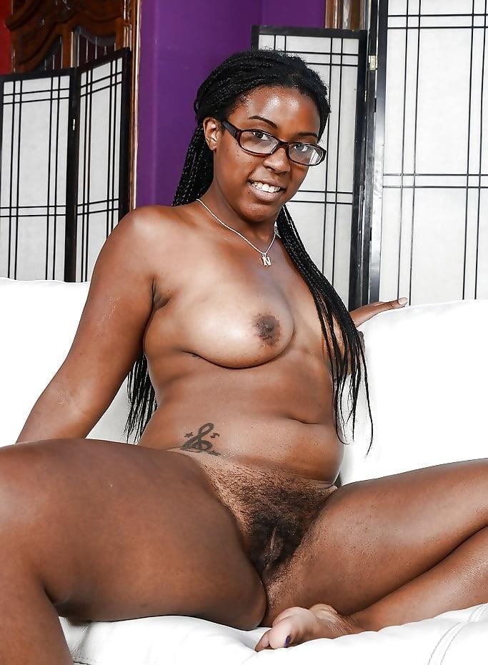 Small black mature