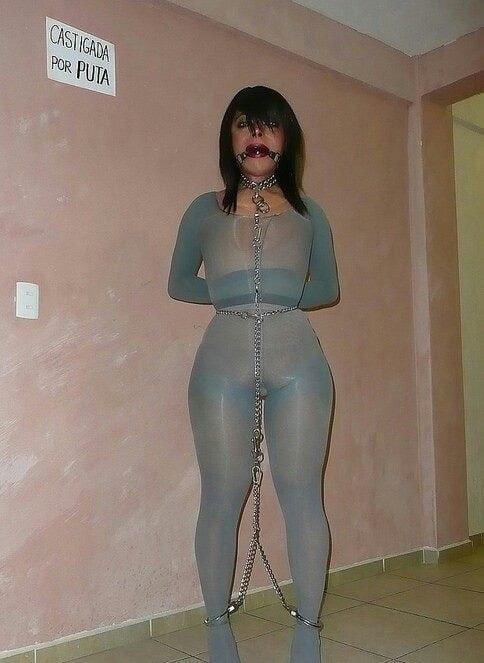 Pantyhose encasement porn-4160