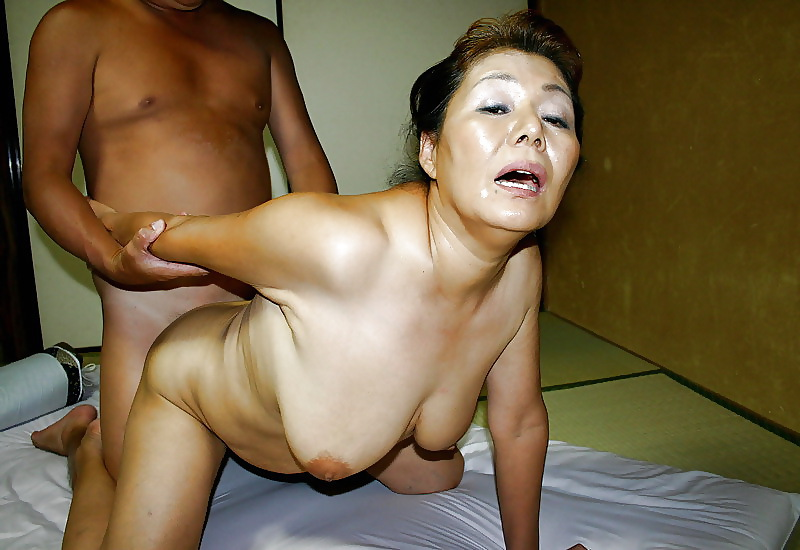 Asian Wife Fuck Old