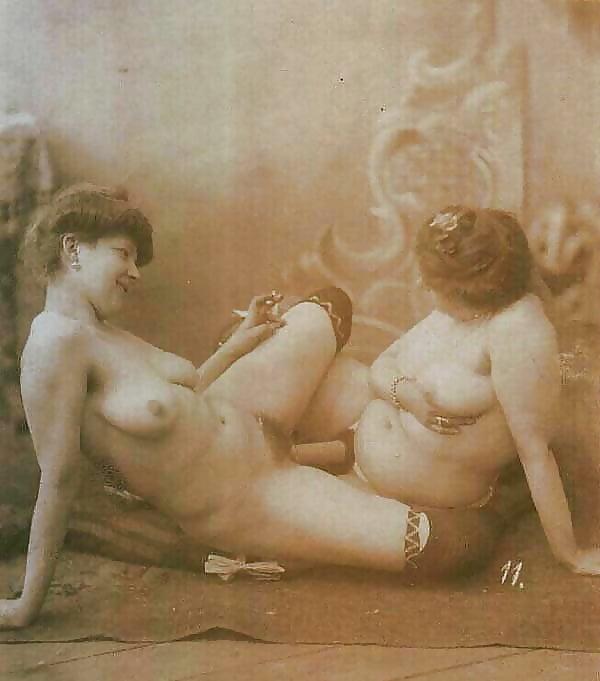 Лесбиянки прошлого века