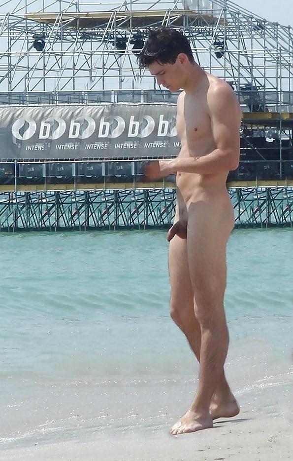 Sex cute boy beach — photo 7