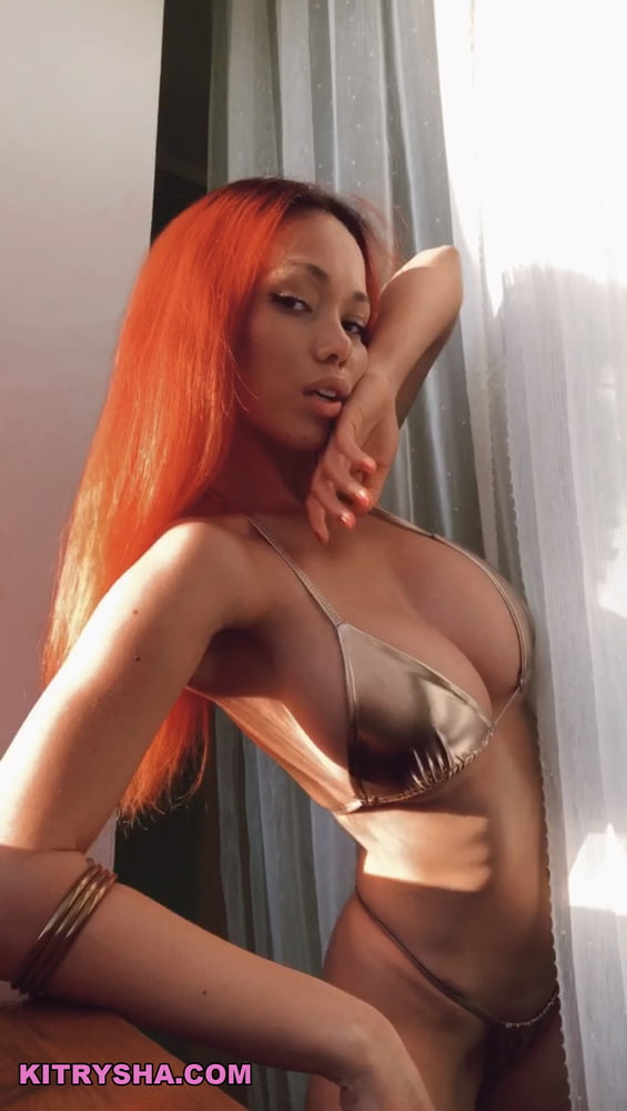 When I had red hair... - 5 Pics
