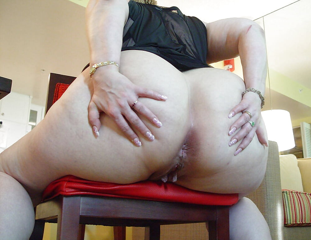 Fat womens asshole #13