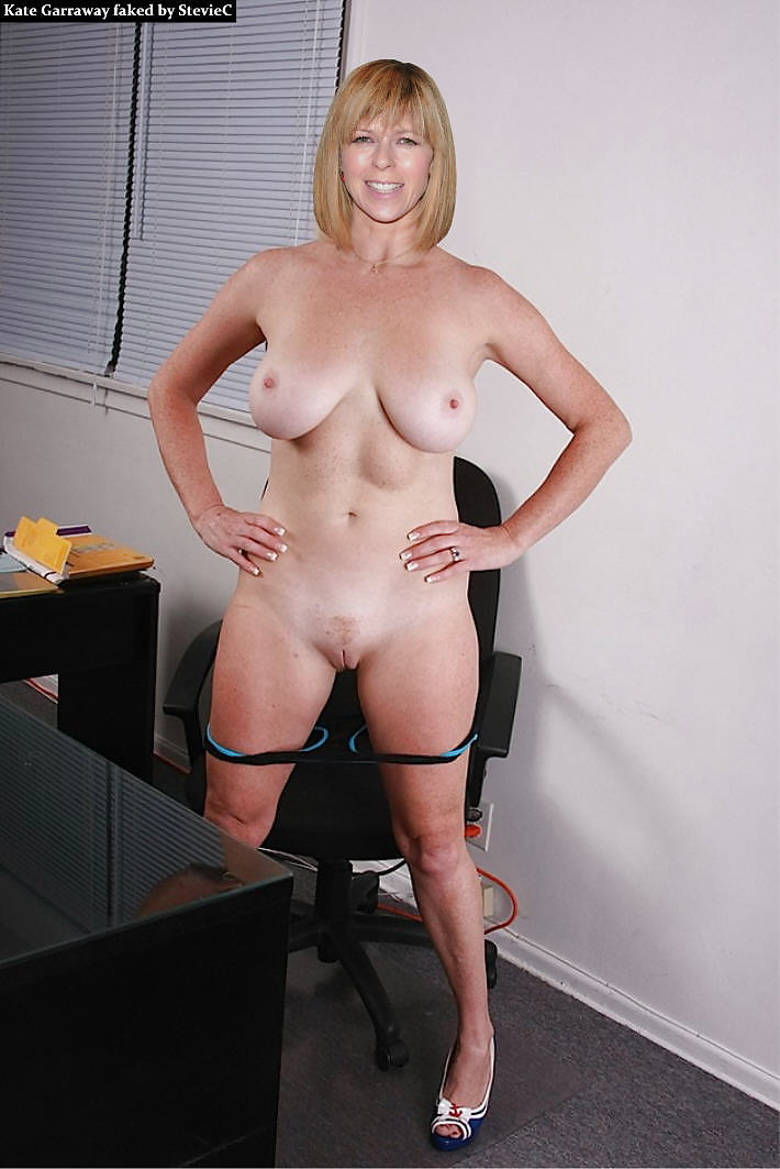 Kate garraway nude