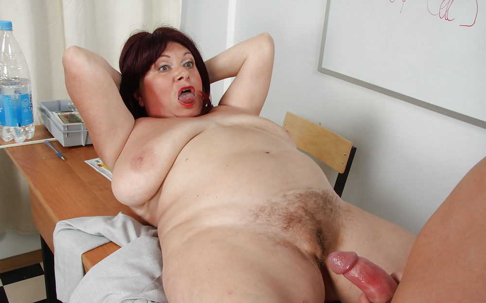 Amateur british mature wife