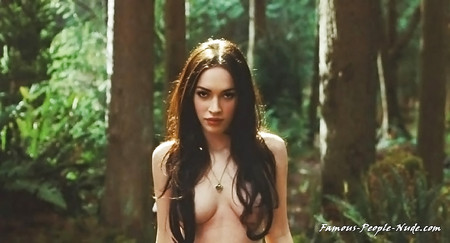 Megan Fox Titten