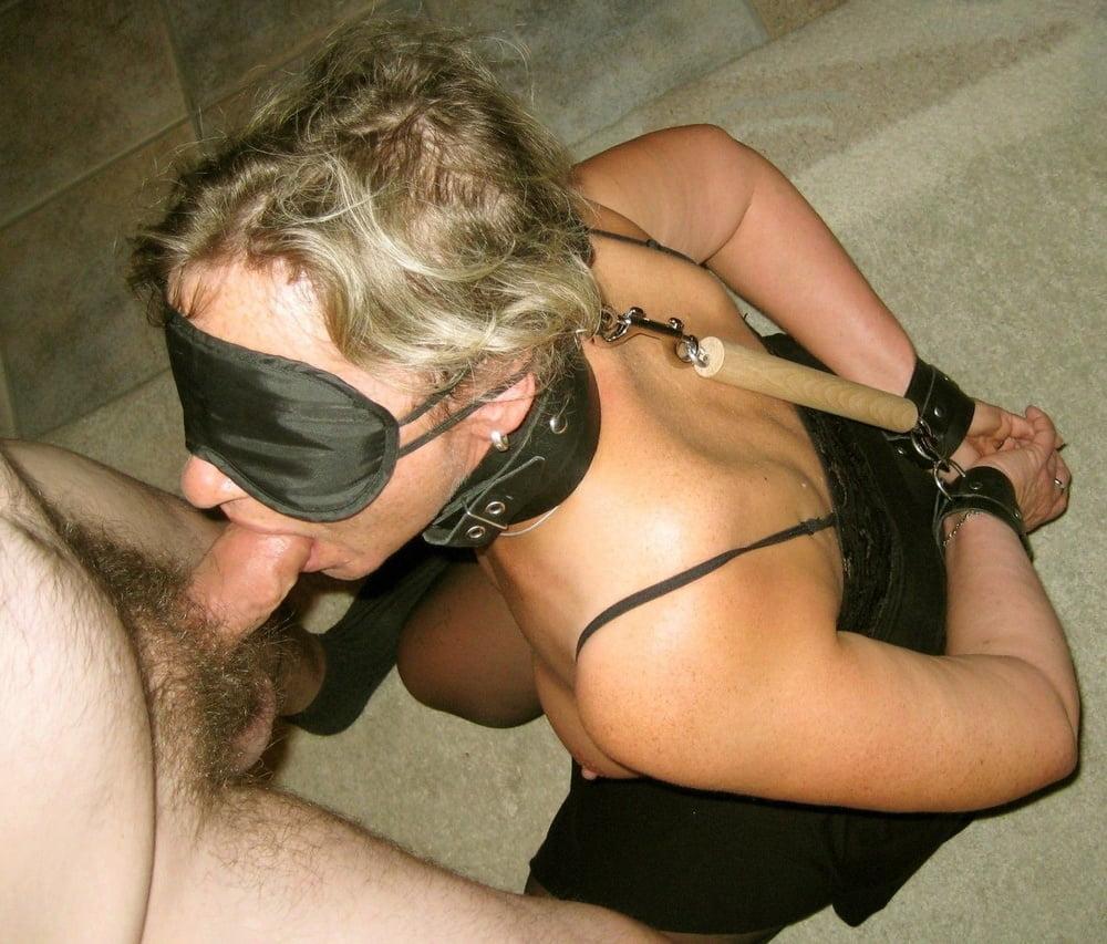 Foot Gagging Slave Girl