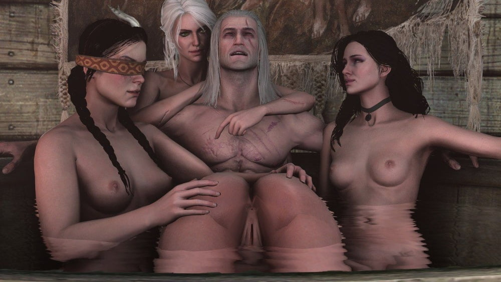 Yennefer PORN The Witcher- 270