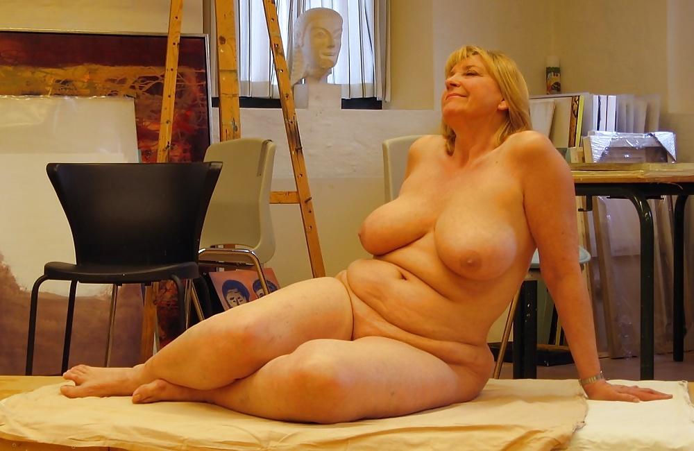 Grandmother twat erotic photo