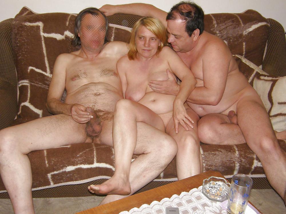 порно видео со старыми парами одна телка