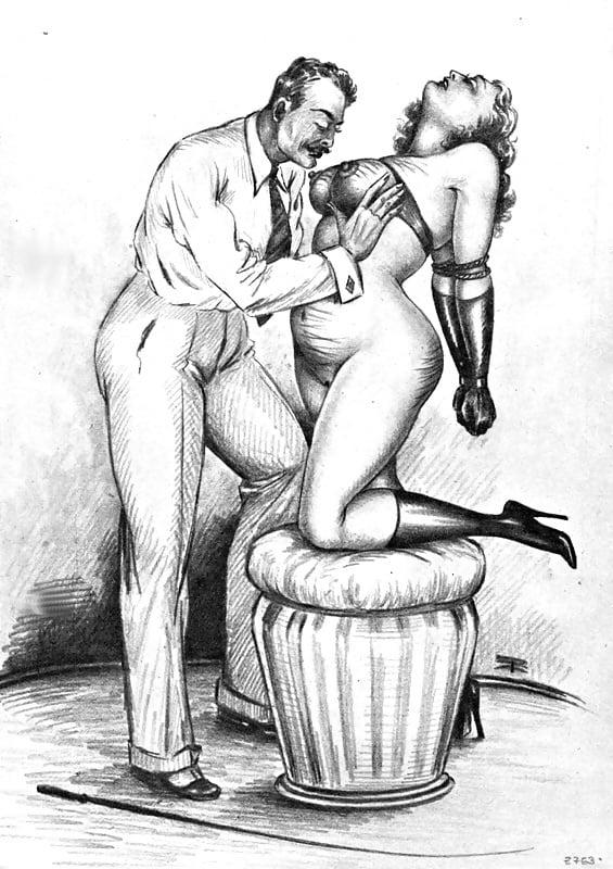 Порно рисунки голландии 14