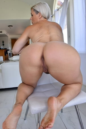 Ass mature naked Sexy Naked