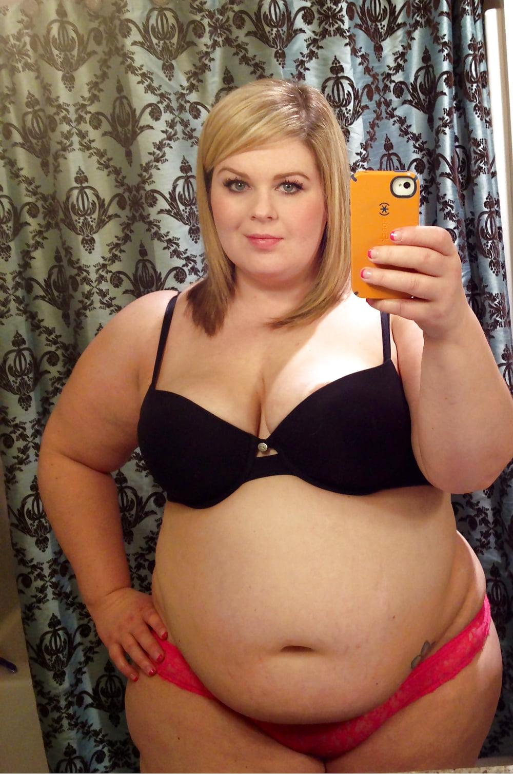 фото голых домашних толстушек