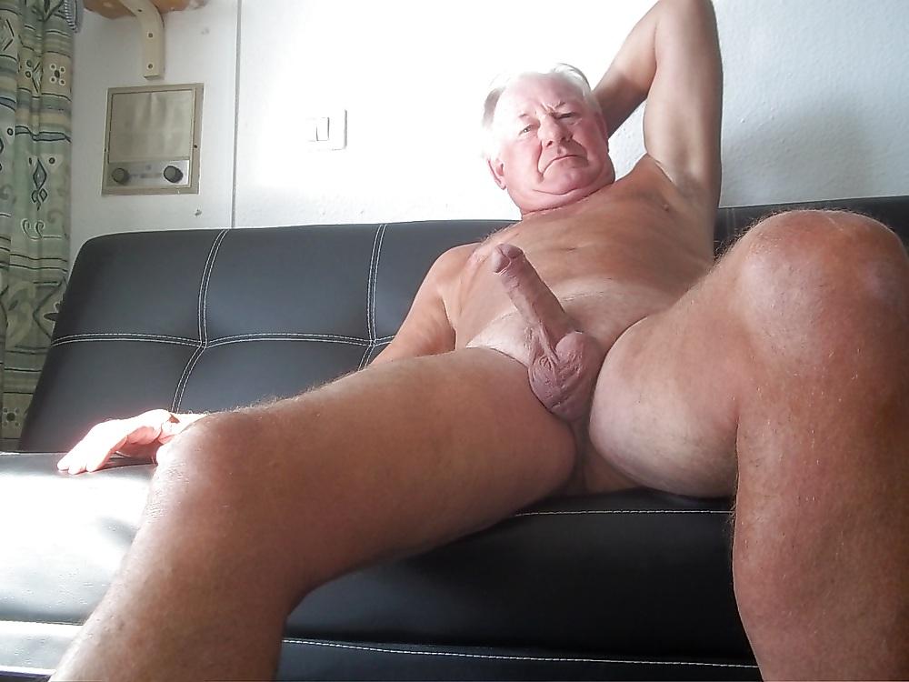 Old Grandpa Cock Naked Gay Jungle Smash Fest