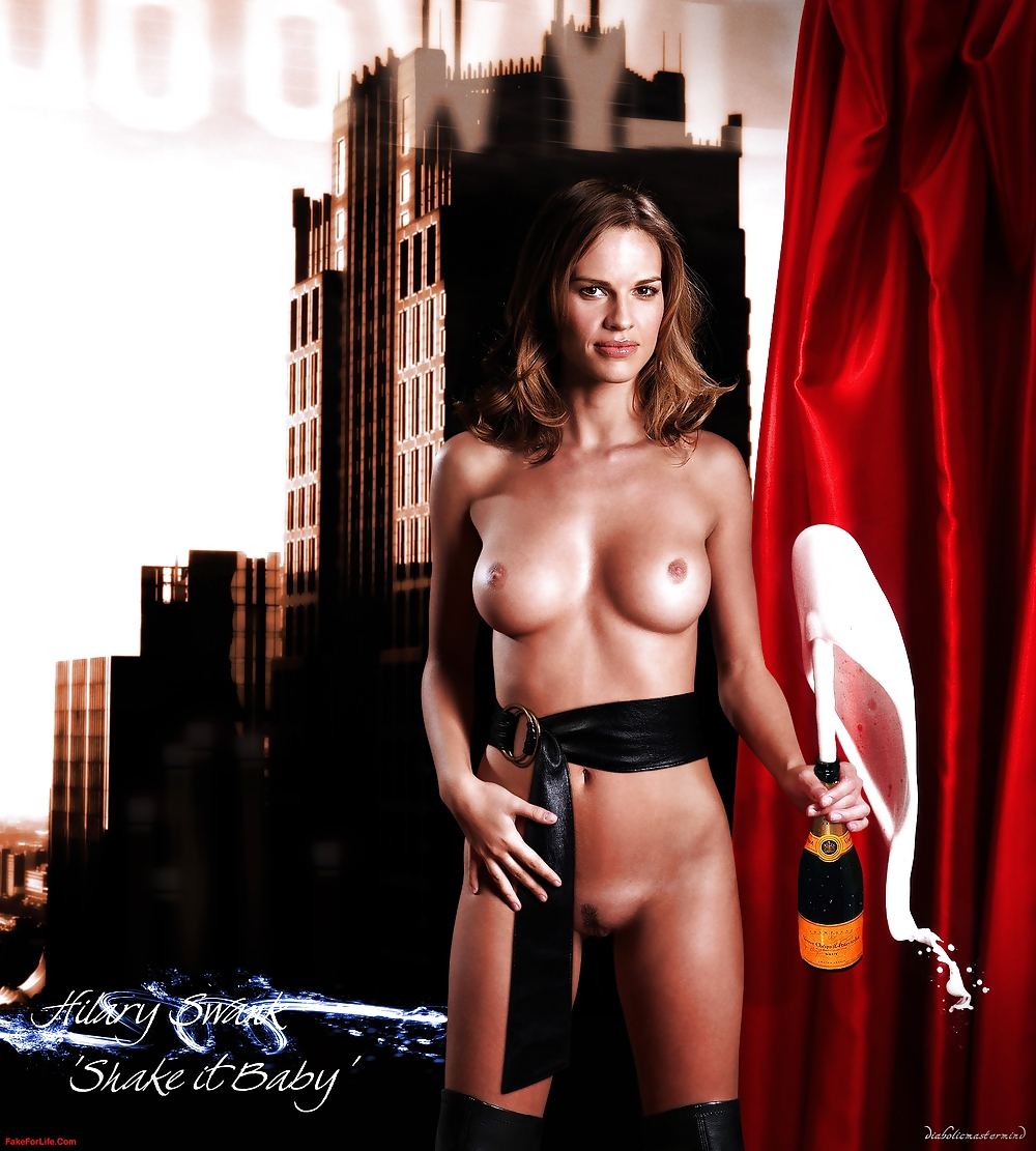 Hilary swank naked pictures