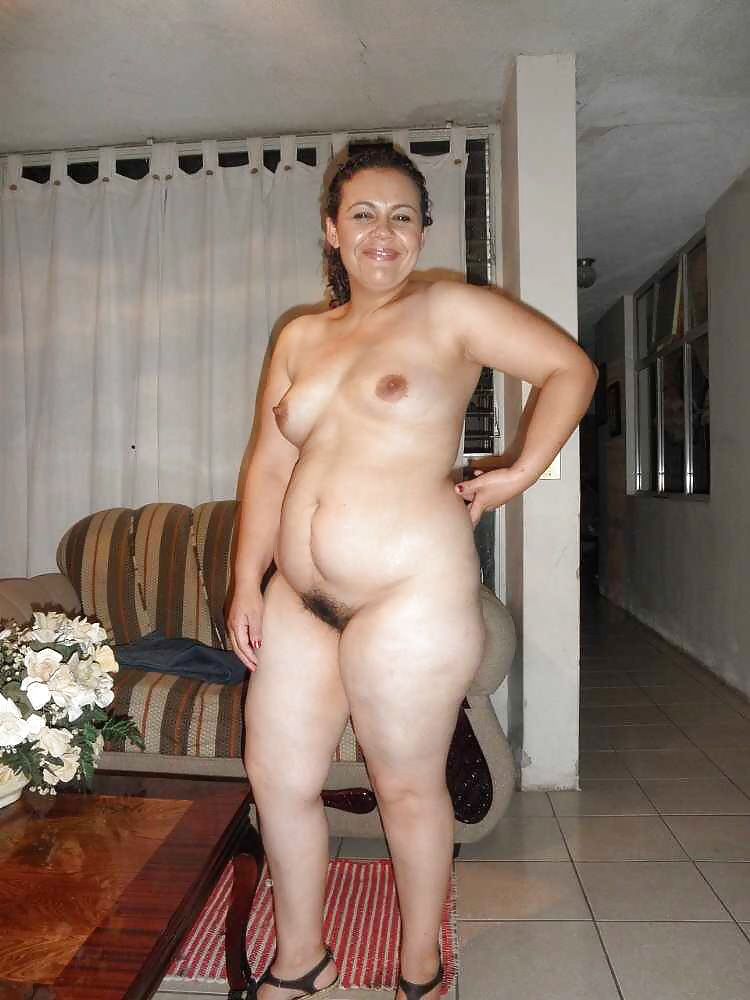 Naked mexican women older #14