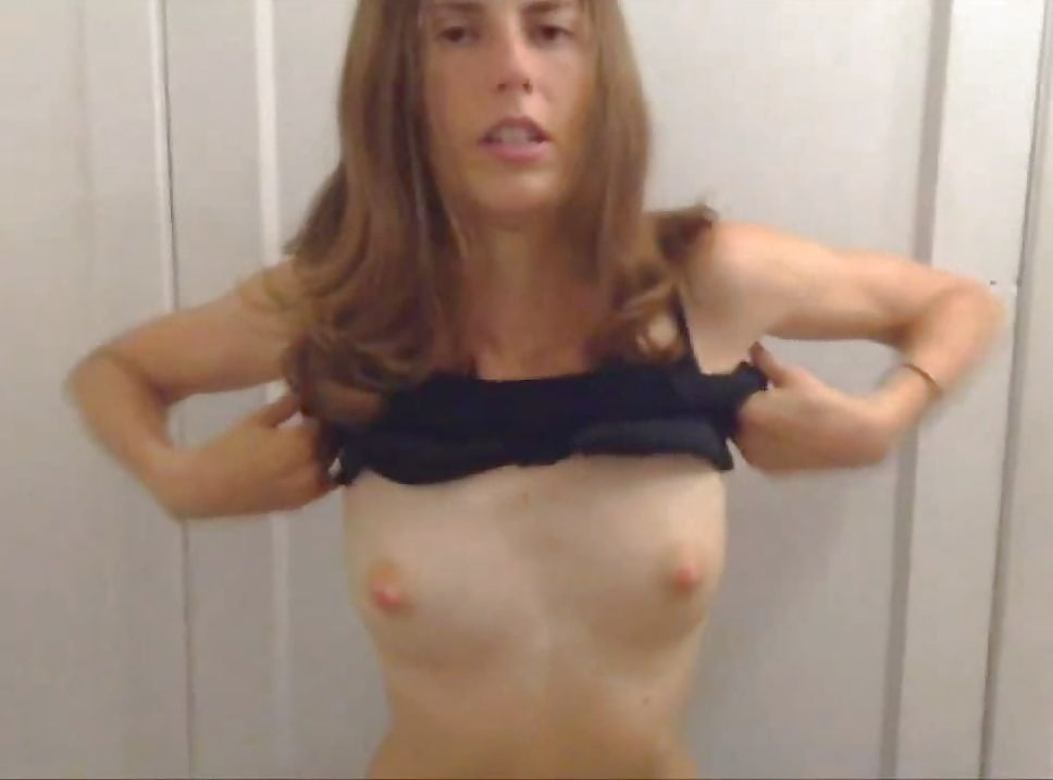 Small tits big nipples tube