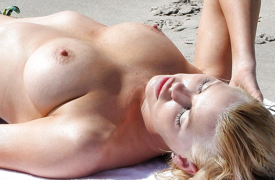 Sophie monk bares all for playboy