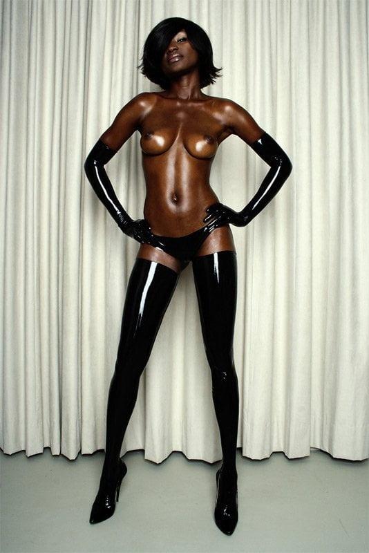 Black ebony femdom