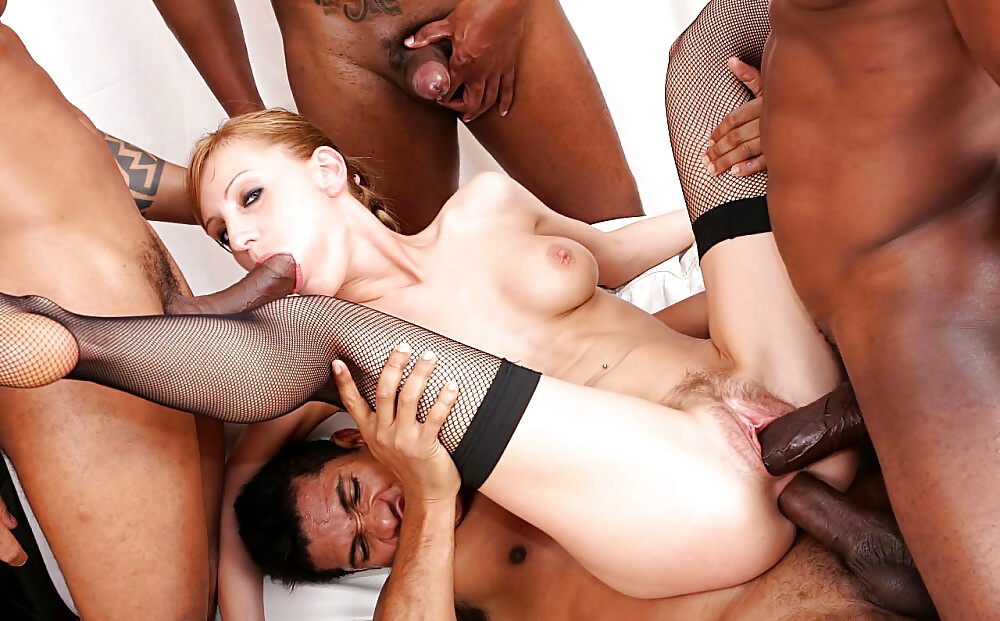 Gang banged cougar tube asian