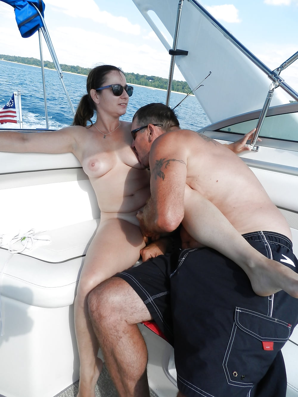 Yacht Anal Porn Pics, Yacht Sex Images