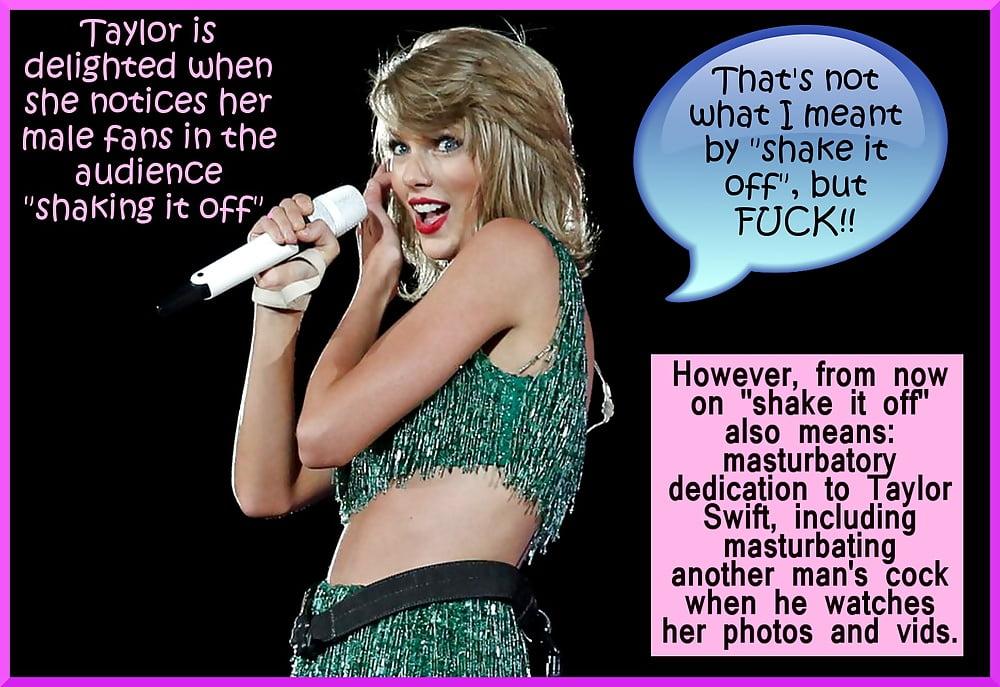 Taylor swift porn captions
