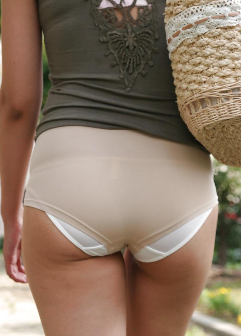 Asian Girls On Tight Panties Upskirt Voyeur Street - 230 -8706