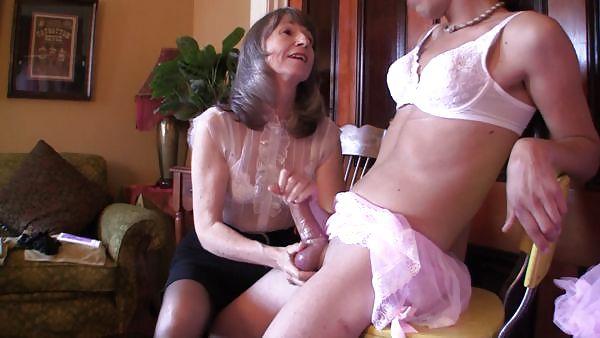 young crossdresser sex video