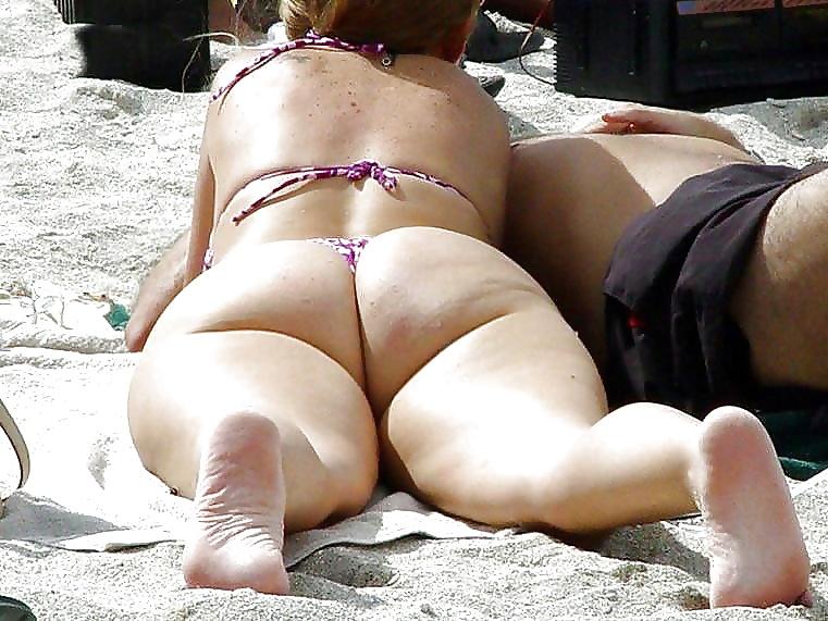 Nasty Mature Bikini Sex Clips