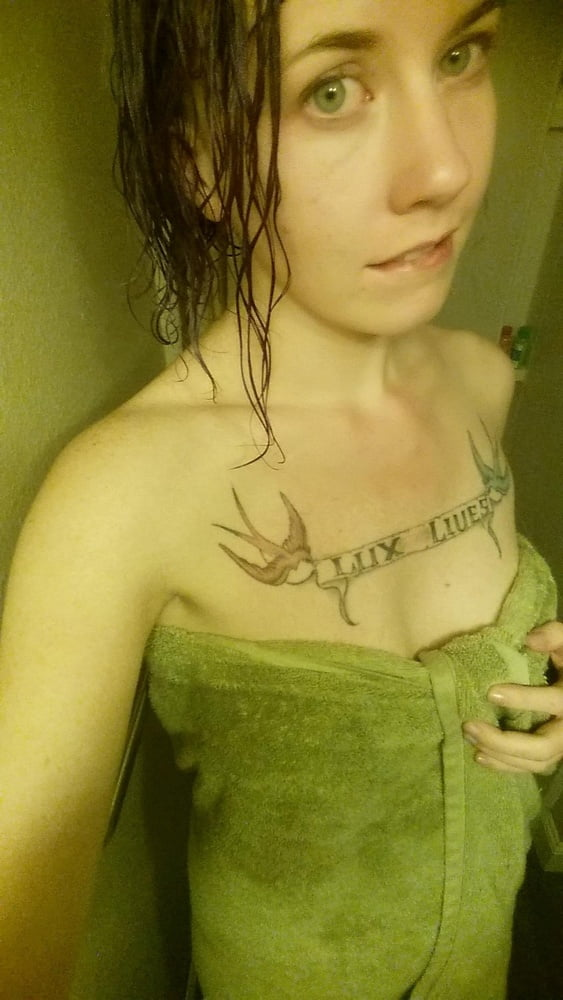Cute girl forearm tattoos-1815