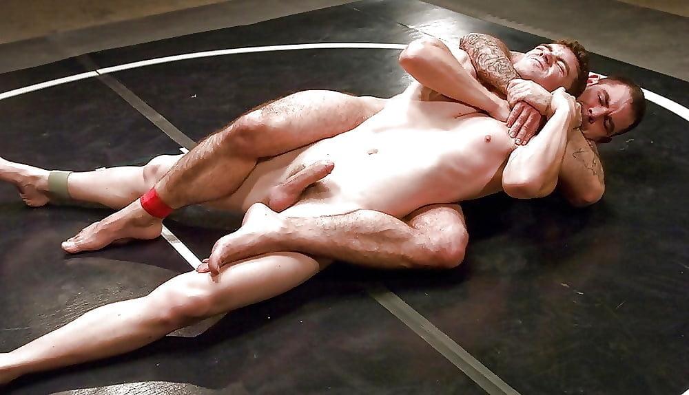 Фото голых борцов